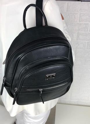Рюкзак из эко кожи