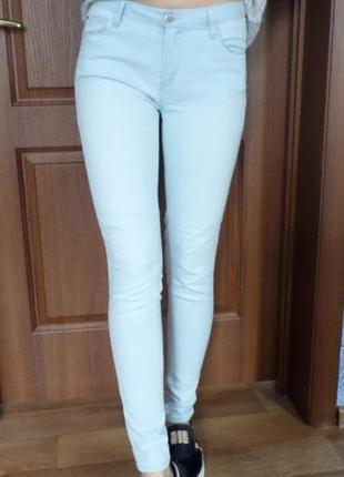 Очень красивые джинсы скинни р.14