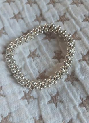 Серебряный оригинальный браслет