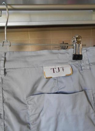#акция 1+1=3 #trussardi#котоновые легкие брюки палаццо р. 33\31 #оригинал #4 фото