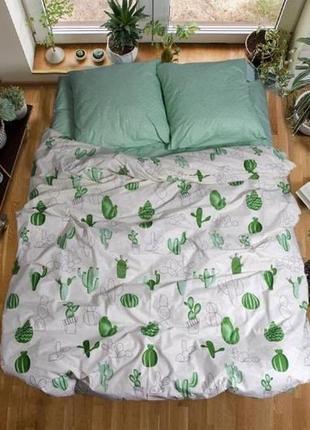 Постельное белье кактусы
