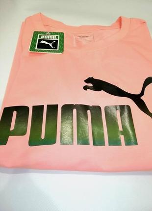 Футболка фирменная женская puma