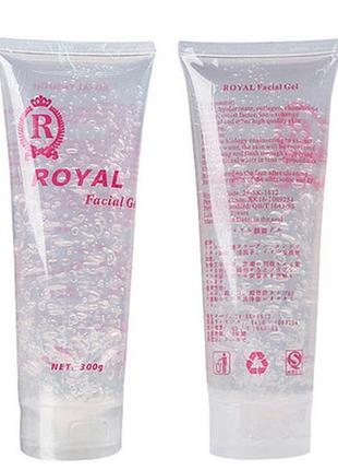 Aппаратный термаж гель royal facial gel white