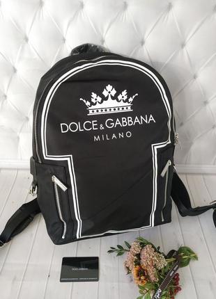 Рюкзак в стиле dolce gabbana, хит продаж!