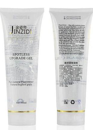 Термаж гель проводник для ультразвуковой терапии jjinzidi spotless opgrage gel transparent