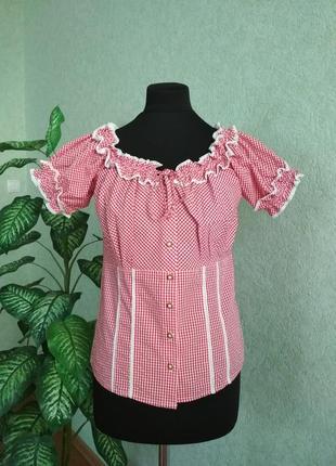 Эксклюзивная блуза на пуговицах. alpin.