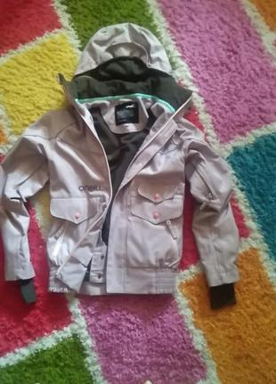 Лыжная курточка хс