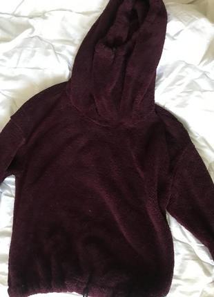Удобный тёплый свитер