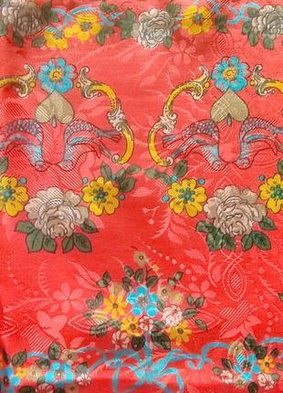 Шелковый платок,италия.
