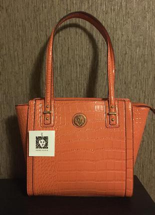 Стильная сумка от anne klein