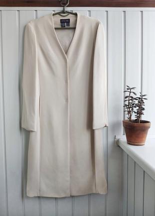 Пальто/жакет из натурального шелка
