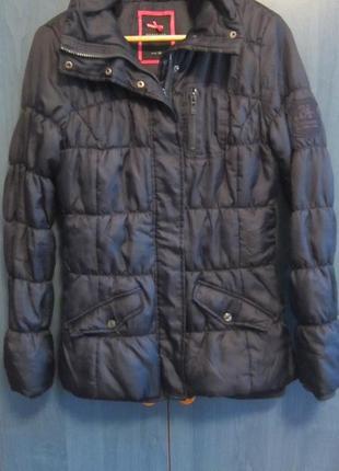 Куртка теплая на синтепоне1