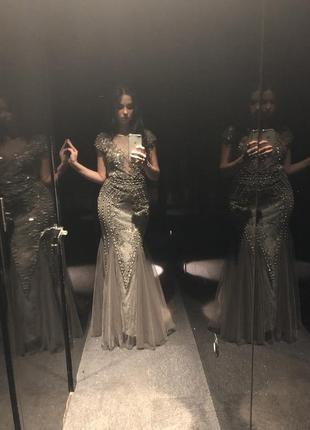 Роскошное вечернее платье jovani
