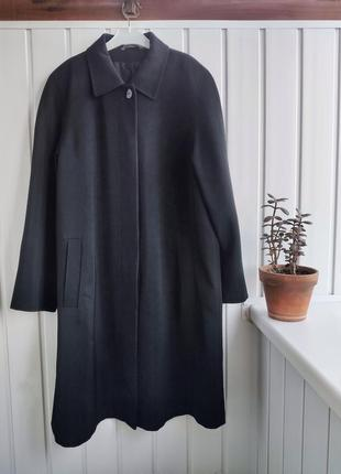 Винтажное пальто/плащ оверсайз
