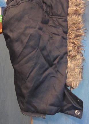 Куртка теплая на синтепоне5