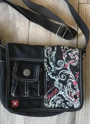 Супер сумочка, кроссбриди soviet jeans