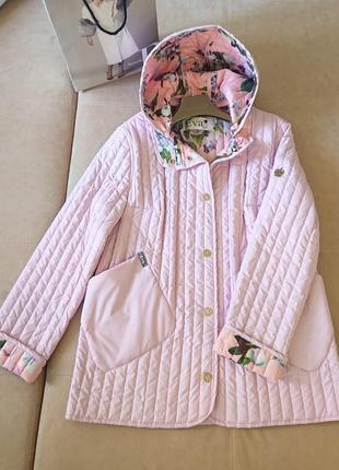 Куртка демисезонная eva осенняя большие размеры по распродаже