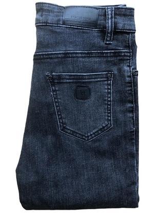 Женские серые джинсы6 фото
