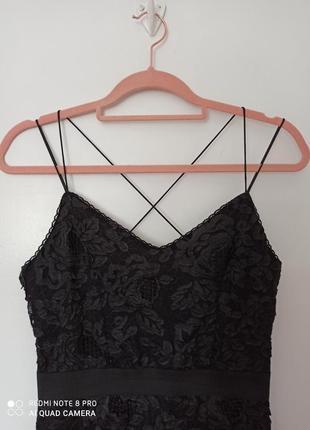 Коктейльное платье topshop2 фото