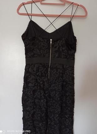 Коктейльное платье topshop3 фото