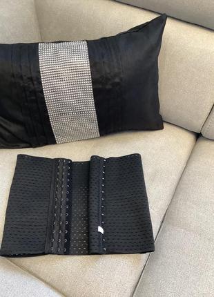 Послеродовой бандаж бандаж утягивающий корсет утягивающее белье1 фото