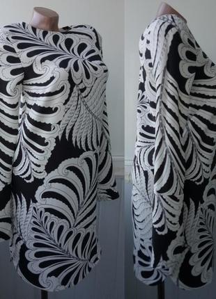 Платье футляр из плотного шифона3 фото
