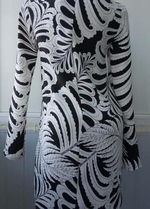 Платье футляр из плотного шифона5 фото
