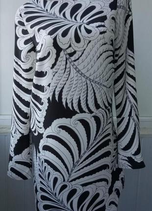 Платье футляр из плотного шифона1 фото