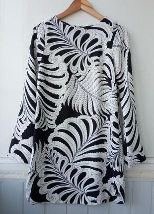 Платье футляр из плотного шифона8 фото