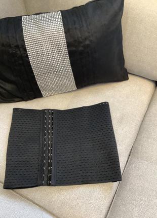 Послеродовой бандаж бандаж утягивающий корсет утягивающее белье3 фото