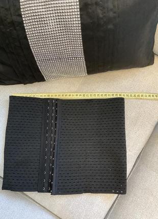 Послеродовой бандаж бандаж утягивающий корсет утягивающее белье4 фото
