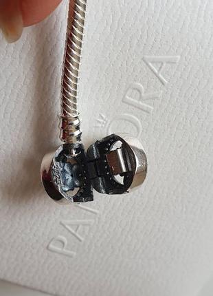 Pandora пандора браслет 19 см проба есть2 фото