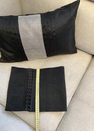 Послеродовой бандаж бандаж утягивающий корсет утягивающее белье5 фото