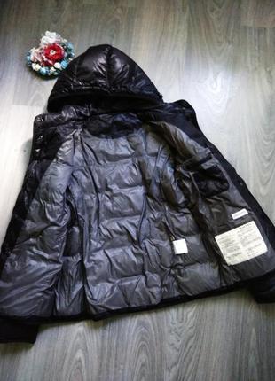 Термо пуховик зимняя куртка4 фото