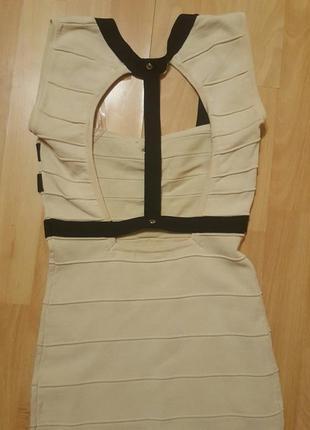 Платье по фигуре wow couture.4 фото