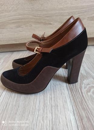 Стильные туфли centro1 фото
