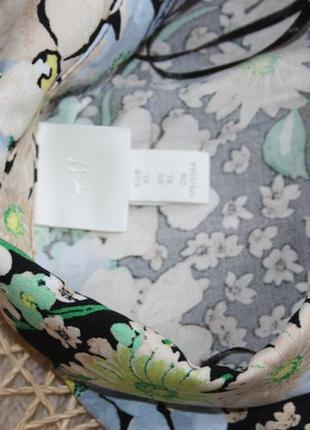 Красивое свободное платье в пол . длинное платье со шлярой . платье в цветы4 фото