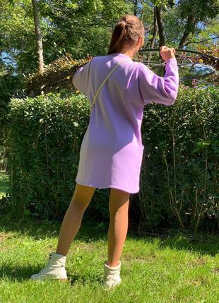 Платье флис2 фото