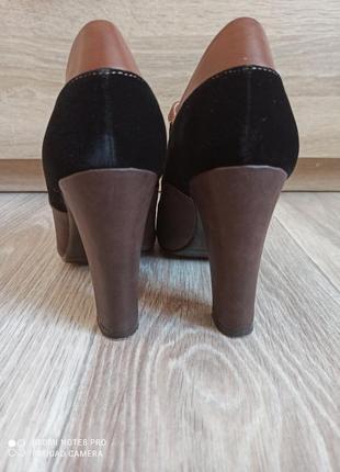 Стильные туфли centro4 фото