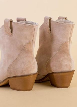 Женские ботинки казаки2 фото