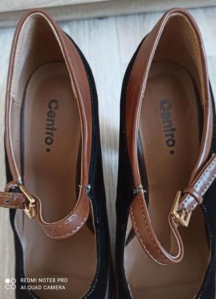 Стильные туфли centro5 фото