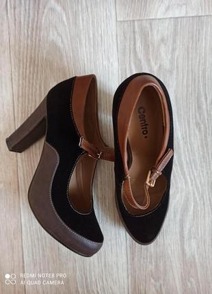 Стильные туфли centro6 фото