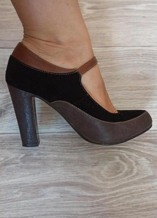 Стильные туфли centro9 фото