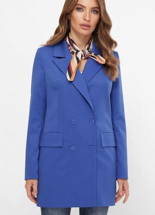 Стильный двубортный пиджак2 фото