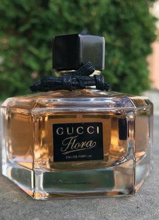 Духи парфумерия gucci flora by gucci eau de parfum