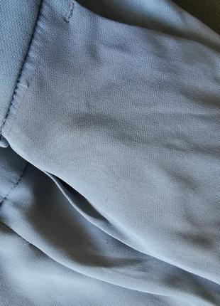 Peserico легкие, укороченные брюки с высокой посадкой10 фото