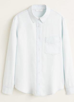Блуза-рубашка mango3 фото