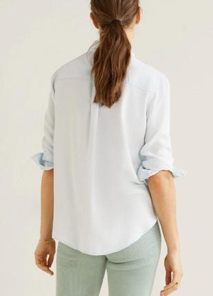 Блуза-рубашка mango2 фото