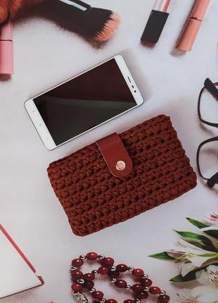 Чехол для телефона, кошелёк1 фото