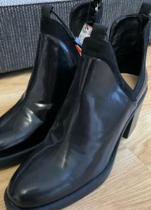 Ботинки женские zara2 фото